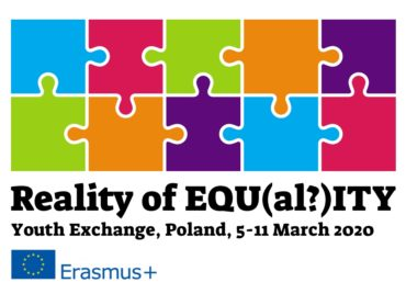 Youth exchange: Reality of EQU (al?) ITY, 5-11 March 2020