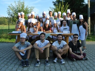LANGUAGE AND COOKING – ABC OF EUROPE, 18 – 25 AUGUST 2020 , TATRA MOUNTAINS, POLAND