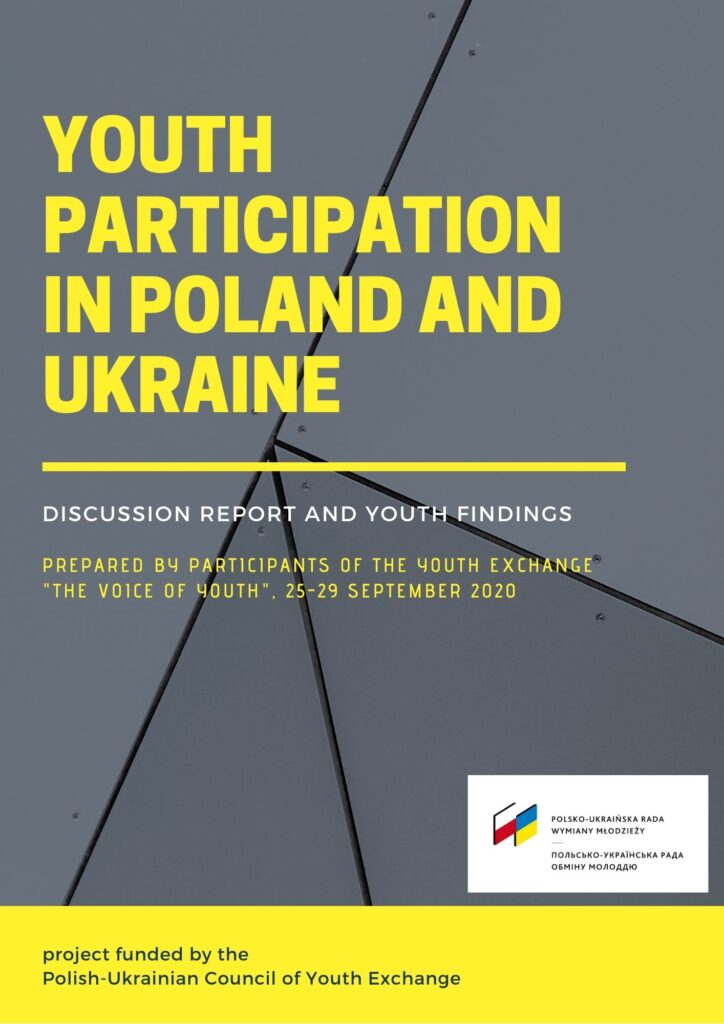 Youth Participation in Poland and in Ukraine